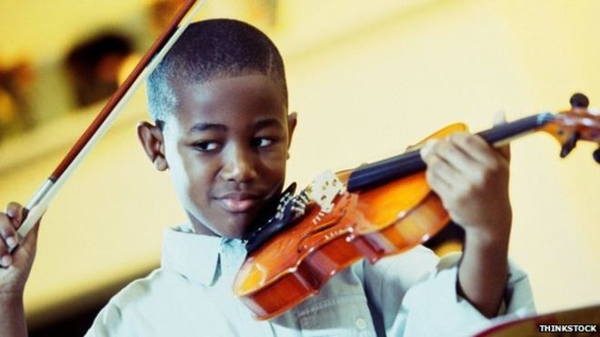 Violin Lessons children Kenya