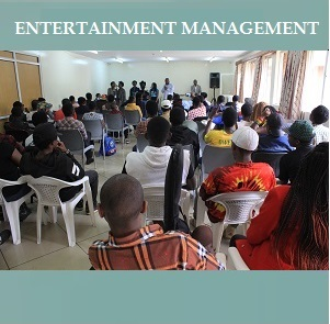 Entertainment Management Class Nairobi Kenya
