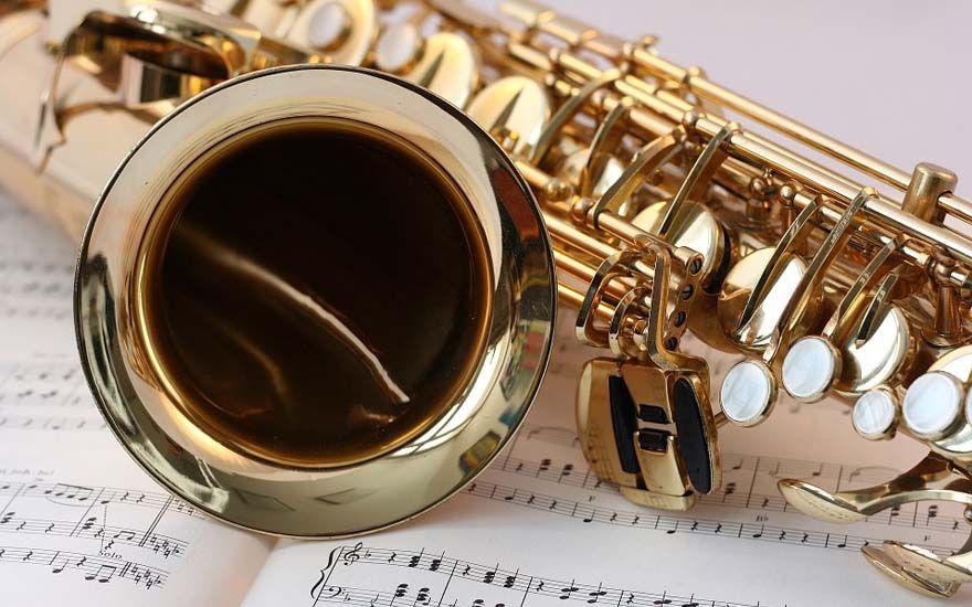 Saxophone Class Kenya